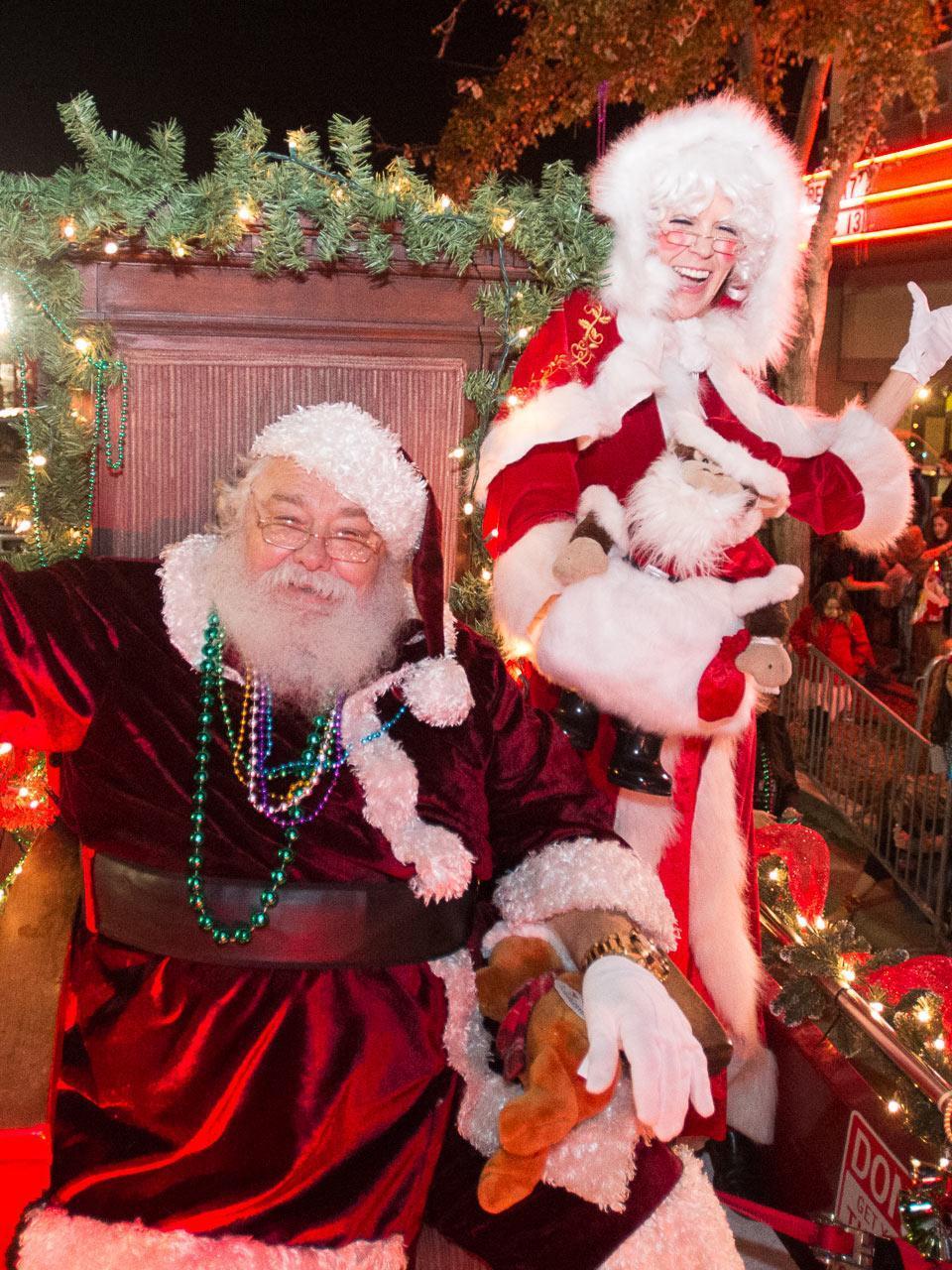 2018 cox pensacola christmas parade first city christmas - When Is The Christmas Parade